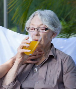 Supporting safe eating and drinking in aged care